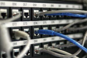 konfiguration af Netværk og Wi-Fi